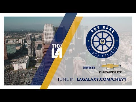 Video: TUNE IN: The Road to LA - driven by Chevrolet