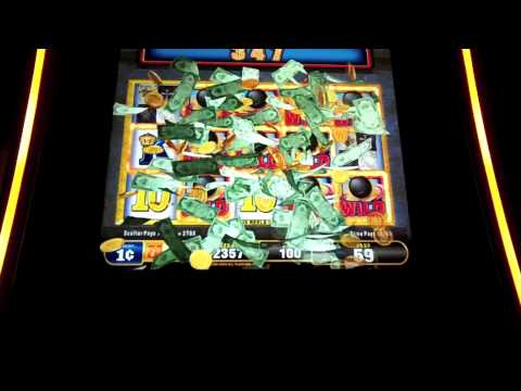 Bally - Fort Wild Cannonball Slot Machine Bonus