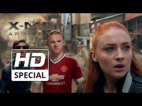 X-Men: Apocalypse (Viral Video 'Manchester United')