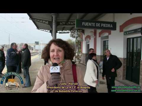 Fuente de Piedra, Juana Alarcón Explica a Los Vecinos de Bobadilla detalles de la Rueda de Prensa 13