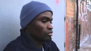 Sierra Leone's Top Sprinter LHomeless In London