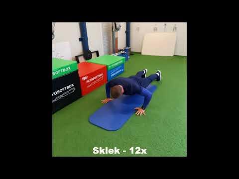 #VježbajDoma Dan 35: Trening izdržljivosti