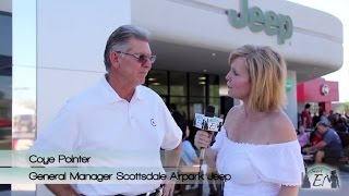 Scottsdale Airpark 9th Annual Jeep Jamboree with Tommy Ash Band