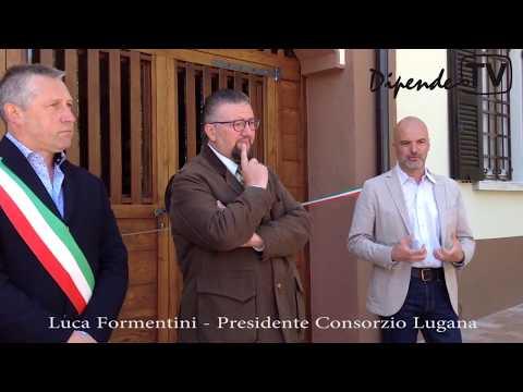 Inaugurazione della sala degustazione e vendita vini di Castrini LuganaInaugurazione della sala degustazione e vendita vini di Castrini Lugana<media:title />