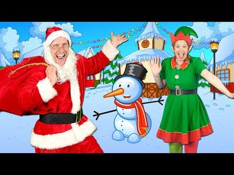 Alphabet Christmas - ABC Christmas Song for Kids