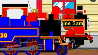 Fire Engine Sam Episode 3 (Forest Fire and Retirement)