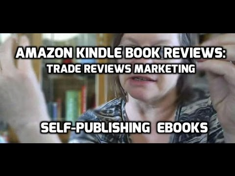 Amazon Kindle Book Reviews: Trade reviews marketing strategy