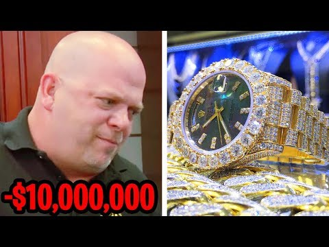 10 Pawn Stars Deals That Went Horribly Wrong