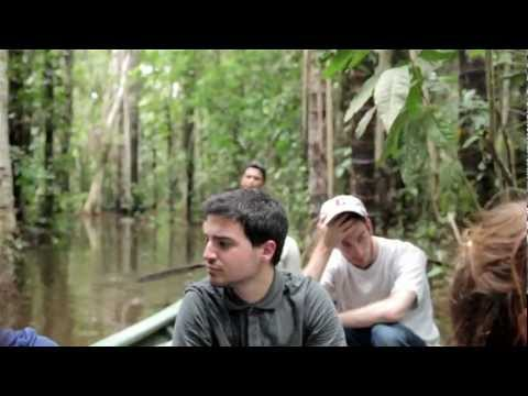 Video of Tambopata Hostel
