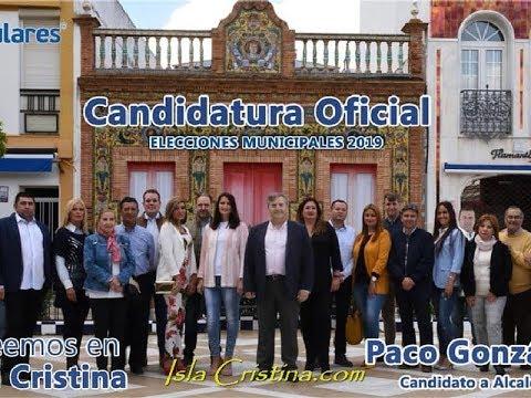 Comunicado Oficial PP de Isla Cristina