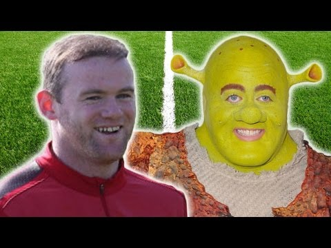 football - Football Daily counts down the Top 10 Football Lookalikes, from Rooney and Shrek to Vernon Kay and, er...Robert Lewandowski. Subscribe: http://bit.ly/12gLHoR...