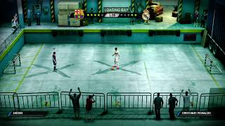 Video Messi v Ronaldo Episode 1 (Fifa Street) MP3, 3GP, MP4, WEBM, AVI, FLV Desember 2017
