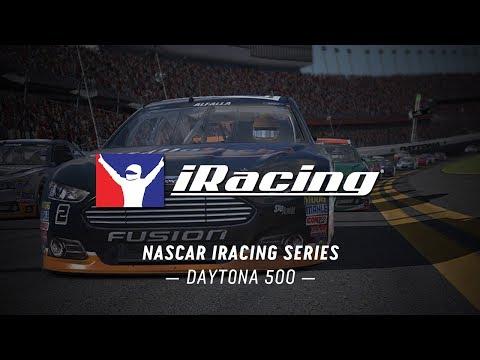 NASCAR iRacing Series: Daytona 500