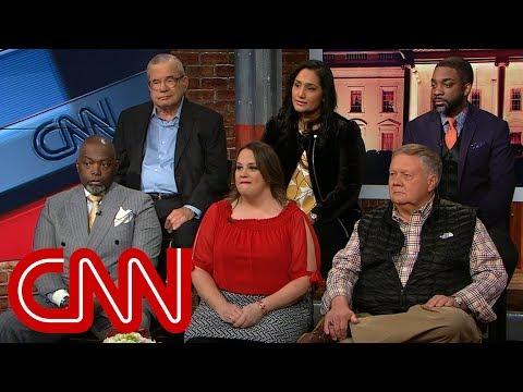 Trump voters debate Roy Moore loss