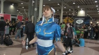 A Quick Chat with Capcom Cosplayers