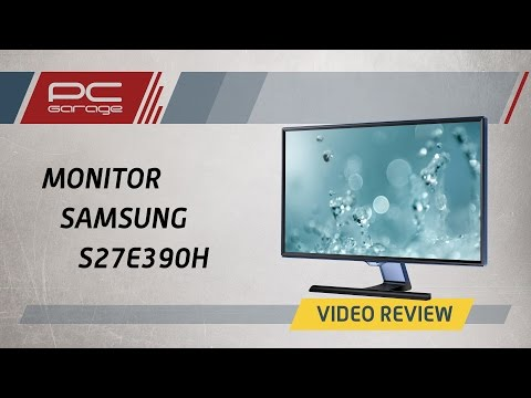 PC Garage – Video Review Monitor LED Samsung SyncMaster S27E390H