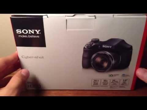 Sony Cyber-shot DSC-H300 Camera
