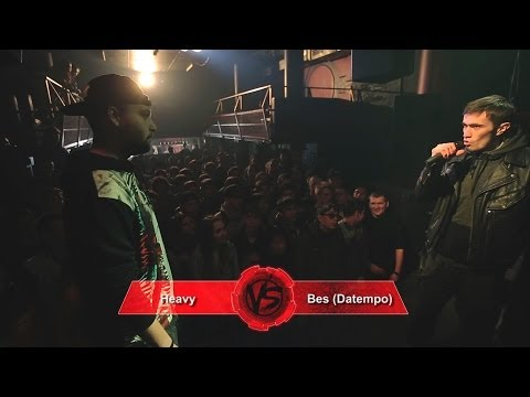 Versus «Main Event» #4, Сезон 2: Bes (Da Tempo) Vs Heavy (2014)