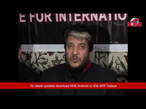 Will start Kashmir awereness campaign across India, says Shabir Shah