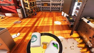 Video I'm a Chef That Forces Customers to Eat Garbage - Cooking Simulator MP3, 3GP, MP4, WEBM, AVI, FLV Juli 2019