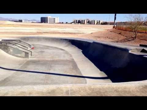 Pro park skatepark review, Las Vegas Nevada. Aka doc romeo