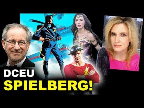 Steven Spielberg Blackhawk DCEU movie REACTION