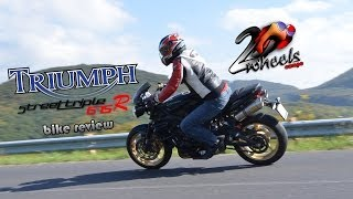 10. Triumph Street Triple R 675 '12 Bike review - 2WheelsEurope HD