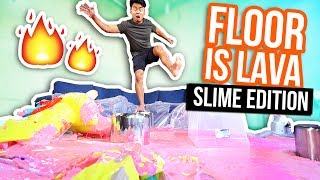 The floor is lava slime edition!Fluffy Lava Slime Video ➽ https://www.youtube.com/watch?v=4EVClPqqH2kGet your own Guava Juice Box ➽ https://goo.gl/0dTjI7Guava Juice Merchandise ➽ http://www.crowdmade.com/guavajuiceWanna help do my captions?  ➽ http://bit.ly/2pDaiIVSubscribe and become a GUAV! ➽ http://bit.ly/GUAVAJUICESend me some FAN ART! ➽  http://bit.ly/GuavaFBGuava Juice Merchandise ➽ http://www.crowdmade.com/guavajuiceFollow me on the Social Media!----------------------------------------------------------------Twitter ➽ http://www.twitter.com/GuavaRoiInstagram ➽  http://www.instagram.com/GuavaRoiFacebook ➽ http://www.facebook.com/GuavaRoiSnapchat ➽  WhereIsRoiWatch some of these AWESOME playlists!----------------------------------------------------------------Randomness! ➽ - http://bit.ly/GuavaRandomChallenges! ➽ - http://bit.ly/GuavaCHALLENGESRoblox! ➽  - http://bit.ly/GuavaROBLOXTutorials!! ➽ http://bit.ly/GuavaTUTORIALS╘[◉﹃◉]╕ ╘[◉﹃◉]╕╘[◉﹃◉]╕What's up YouTube! Welcome to Guava Juice, You may know me from Wassabi Productions. This is my new gaming channel where I will be putting out all my content going forward. I post two videos a day at 12PM and 3PM PST!On here you'll find lots of ridiculous fun games from Happy Wheels, Roblox and Yandere Simulator to random games you've never heard of! You'll also find INSANE challenges, sketch comedy, and random shenanigans that you'll love! Subscribe and become a GUAV! Be yourself, be humble, and inspire!Thanks for watching doodes! ( ́ ◕◞ε◟◕`)Thanks for reading the end of this description!#stayjuicy #guavajuice