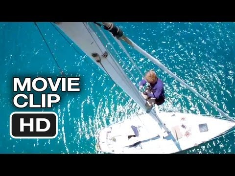 All Is Lost Movie CLIP - Approaching Storm (2013) - Robert Redford Movie HD Video