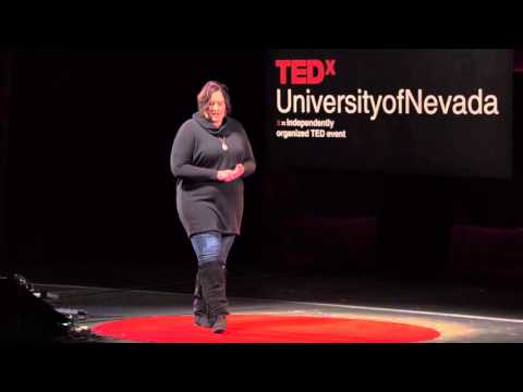 The Other Side Of The Closet: A Straight Spouse Speaks Out | Emily Reese | TEDxUniversityofNevada