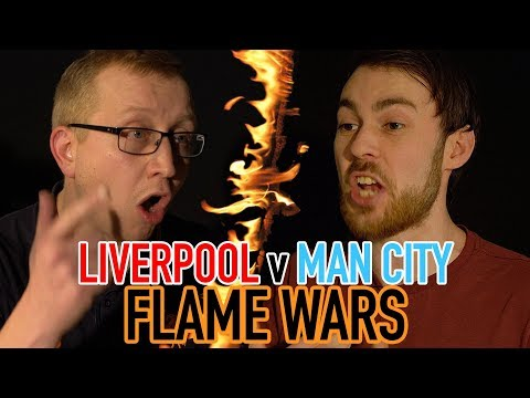 LIVERPOOL V MAN CITY FLAME WARS 🔥 | CHRIS REDMEN VS ALEX HYLTON | SPORF FC