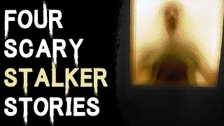 In this true scary story video 4 brave souls share their experiences regarding their own personal stalkers. Each story provides specific detail into the risk...