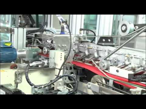 Máquinas de Corte e Costura transversal automatica Inarmeg