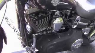 4. Used 2011 Harley Davidson Fat Bob Motorcycles for sale in Orlando