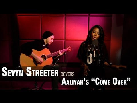 "Sevyn Streeter Cover's Aaliyah's ""Come Over"""