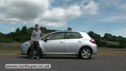 Toyota Auris hatchback review 2007 – 2012 — CarBuyer