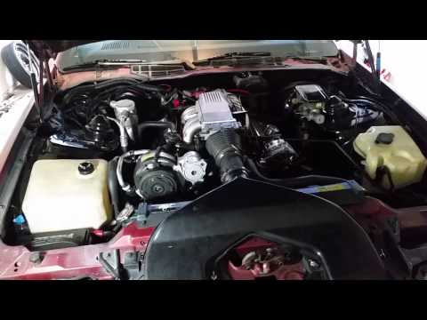 How to make a stock cold air system on a Camaro