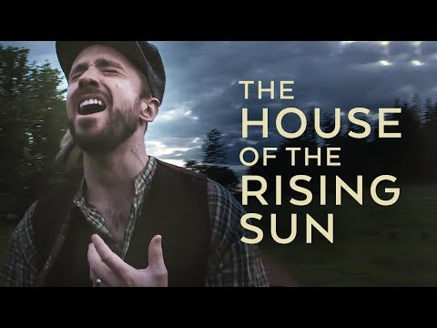 "The Animals  ""The House of the Rising Sun"" Cover by Peter Hollens"