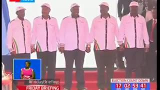 NASA claims Jubilee plans to use security forces to sway electionsSUBSCRIBE to our YouTube channel for more great videos: https://www.youtube.com/Follow us on Twitter: https://twitter.com/KTNNews  Like us on Facebook: https://www.facebook.com/KTNNewsKenya For more great content go to http://www.standardmedia.co.ke/ktnnews and download our apps:http://std.co.ke/apps/#android KTN News is a leading 24-hour TV channel in Eastern Africa with its headquarters located along Mombasa Road, at Standard Group Centre. This is the most authoritative news channel in Kenya and beyond.