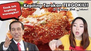 Video GOKIL!! KEPITING TARAKAN TERENAK SE-INDONESIA DI WARUNG PAK JOKOWI?! (Tarakan Special p.1) MP3, 3GP, MP4, WEBM, AVI, FLV Desember 2018