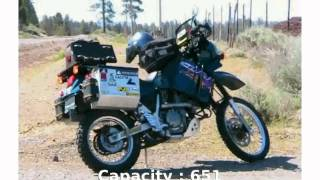 8. Kawasaki KLR 650  Info Details Features Dealers Top Speed Specs motorbike superbike