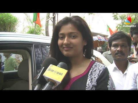 Gayathri-Raghuram-contest-for-BJP-in-Mylapore-TN-Assembly-Election-2016-12-03-2016