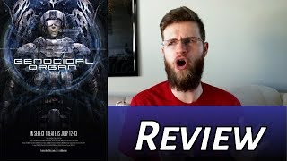 Nonton Project Itoh  Genocidal Organ   Anime Review Film Subtitle Indonesia Streaming Movie Download
