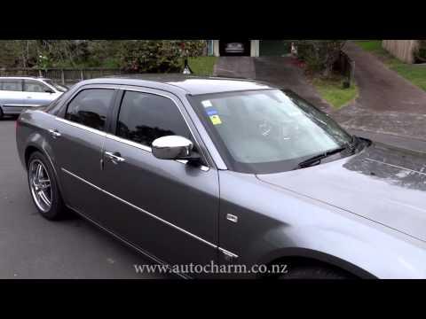 Chrysler покрытый кварцевым стеклом Hikari в Новой Зеландии