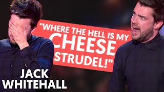 Jack Whitehall's EMBARRASSING Airplane Story!   Live at the Apollo