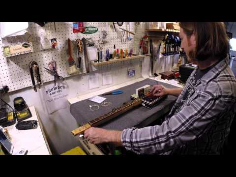 How to Change Your Cigar Box Guitar Strings