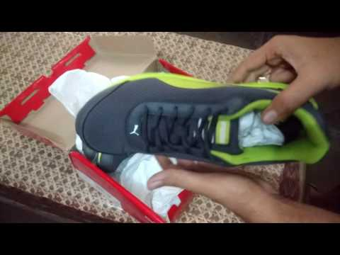 Puma Gery reef fashion DP Unboxing and Overview