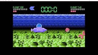 Tower Toppler (Atari 7800 Emulated) by kernzy