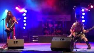 Video HEADFIRE - Cibula Fest Open air Slovakia 2014