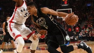 The Greek Freak Scores a Playoff CAREER HIGH 30 in Game 5 | April 24, 2017 by NBA